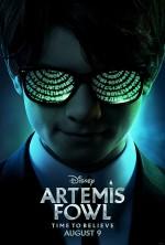 Artemis Fowl (2020) afişi