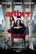 Arthur (2011) afişi