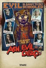 Ash vs Evil Dead Sezon 3 (2018) afişi