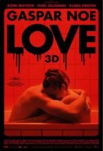 Aşk 3D (2015) afişi