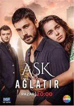 Aşk Ağlatır (2019) afişi