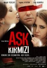 Aşk Kırmızı (2013) afişi