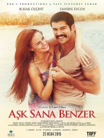 Aşk Sana Benzer (2015) afişi