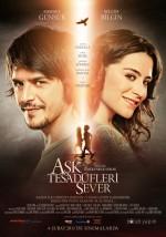 Aşk Tesadüfleri Sever (2011) afişi