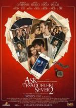 Aşk Tesadüfleri Sever 2 (2020) afişi