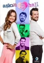 Aşkın 5 Hali (2016) afişi