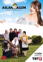 Aslan Ailem (2017) afişi