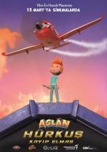 Aslan: Hürkuş Kayıp Elmas (2020) afişi