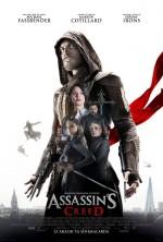 Assassin's Creed (2016) afişi