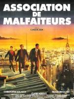 Association de malfaiteurs (1987) afişi