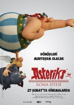 Asteriks: Roma Sitesi (2014) afişi