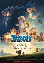 Asteriks: Sihirli İksirin Sırrı (2018) afişi