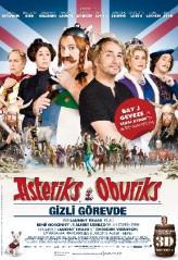 Asteriks ve Oburiks Gizli Görevde (2012) afişi