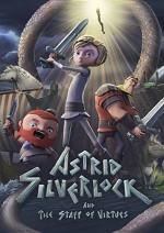 Astrid Silverlock (2020) afişi