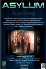 Asylum, the Lost Footage (2013) afişi