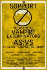 At Stake: Vampire Solutions (2012) afişi