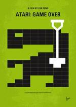 Atari: Game Over (2014) afişi