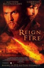 Ateş Krallığı (2002) afişi