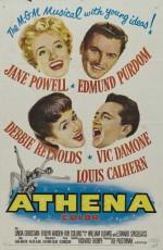 Athena (1954) afişi