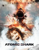 Atomic Shark (2016) afişi
