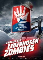 Attack of the Lederhosen Zombies (2016) afişi