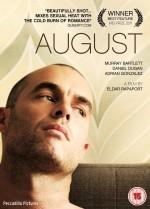 August (2011) afişi