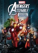 Avengers Assemble Sezon 1 (2013) afişi