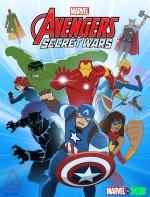 Avengers Assemble Sezon 4 (2017) afişi