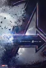 Avengers: Endgame (2019) afişi