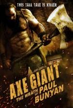 Axe Giant: The Wrath of Paul Bunyan (2013) afişi