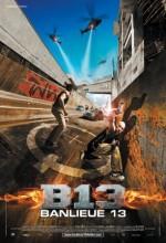 Banlieue 13 (2004) afişi