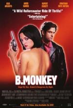 B. Monkey (1998) afişi