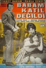 Babam Katil Değildi (1966) afişi