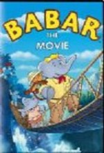Babar: The Movie (1989) afişi