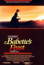 Babette'in Şöleni (1987) afişi