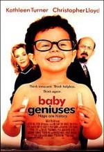 Baby Geniuses (1999) afişi