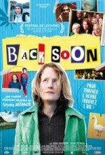 Back Soon (2008) afişi