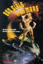 Bad Girls From Mars (1991) afişi