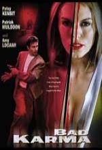 Bad Karma (2002) afişi