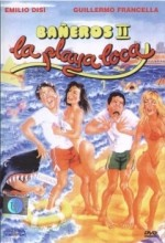 Bañeros ıı, La Playa Loca (1989) afişi