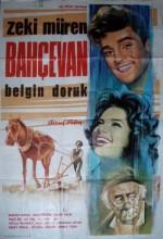 Bahçevan (1963) afişi