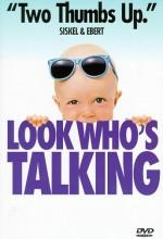 Bak Şu Konuşana (1989) afişi