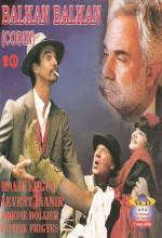 Balkan Balkan (1993) afişi