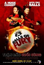 Balls Of Fury (2007) afişi