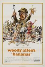 Bananas (1971) afişi