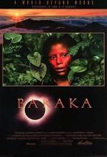 Baraka (1992) afişi