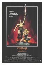 Conan (1982) afişi