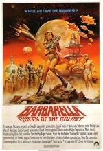 Barbarella (1968) afişi