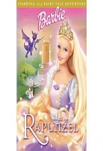Barbie As Rapunzel (2002) afişi