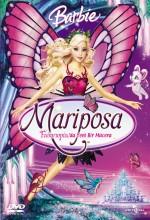Barbie Mariposa (2008) afişi